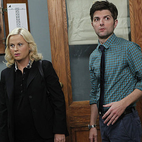 Ben Wyatt and Leslie Knope