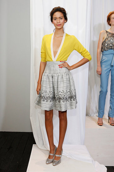 Wes Gordon Spring 2012