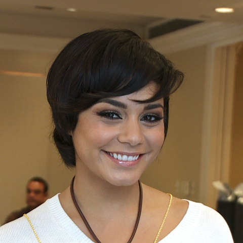 Vanessa Hudgens' Beauty Tips