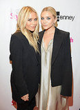 Mary-Kate Olsen and Ashley Olsen turned up for the charitable event.
