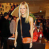 Gwyneth Paltrow at Fashion's Night Out Coach Party Pictures