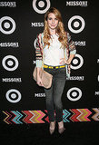Emma Roberts looked cool in her casual getup.