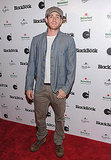 Bryan Greenberg at the BlackBook party.
