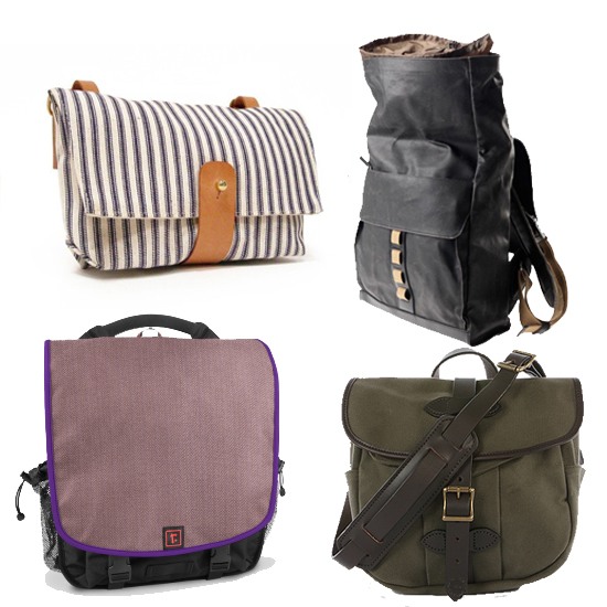 There and Back Again: 5 Stylish and Practical Bike Bags