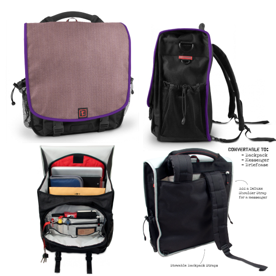 Rickshaw Commuter Backpack