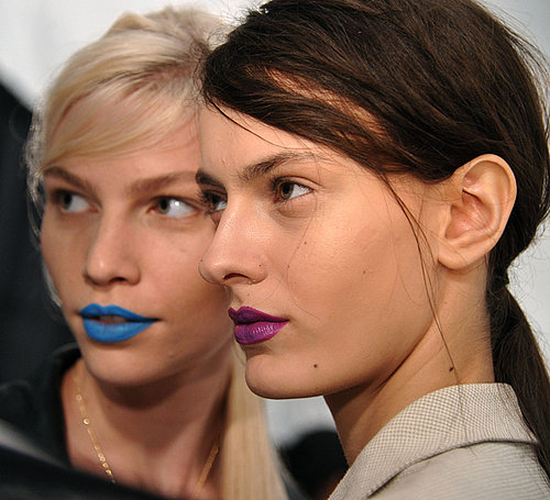 2012 Spring New York Fashion Week: Day 1 Beauty Wrap Up