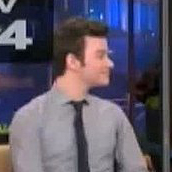 Chris Colfer Tells Jay Leno He'll be on Glee Season Four