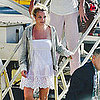 Britney Spears Pictures With Jason Trawick at LAX