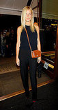 Gwyneth Paltrow at Coach's FNO event in London.