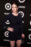 Michelle Trachtenberg attended the Missoni for Target party.