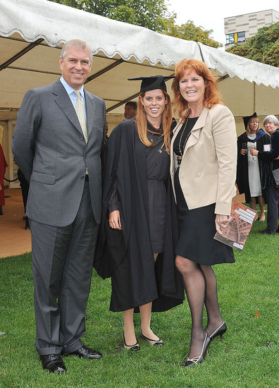 Princess Beatrice Graduates With the Support of Her Proud Parents!
