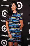 Camila Alves at the Missoni for Target party.