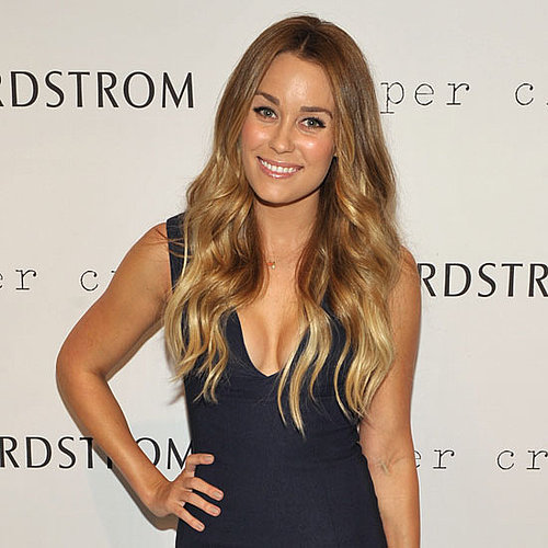 Lauren Conrad at Nordstrom Fashion's Night Out Pictures