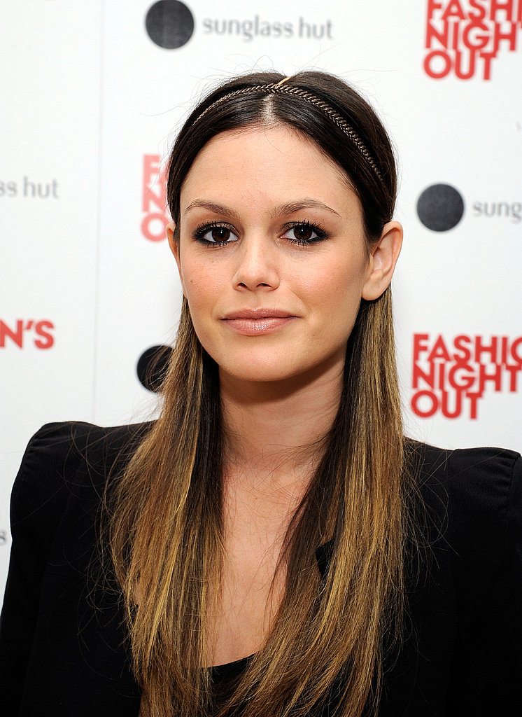 Rachel Bilson Shows Her Style at Sunglass Hut's FNO Bash