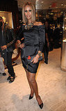 Iman at Fred Leighton on Fashion's Night Out.