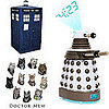 Doctor Who Wardrobe and Goods