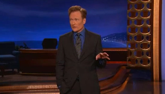 Conan Mocks Apple&#039;s iPhone 5 Shenanigans 