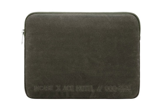 "InCase Ace Hotel collection 15"" laptop sleeve ($80)"