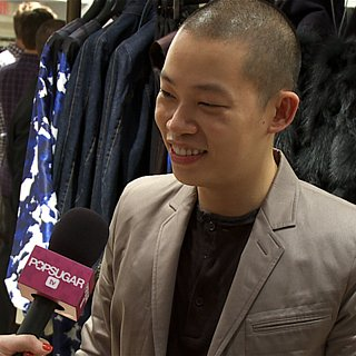 Jason Wu on Diane Kruger and New York Fashion Week Spring 2012