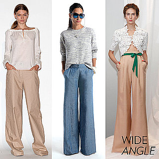 New York Fashion Week Spring 2012 Trends: Pants
