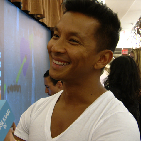Prabal Gurung Interview Fashion Week Spring 2012