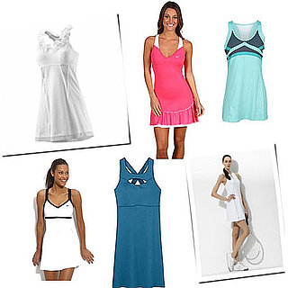 Colorful and Stylish Tennis Dresses For Spring