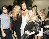 Vladimir Restoin Roitfeld-Hosted Art Opening After Party