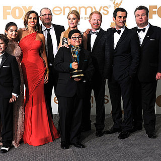 Modern Family Emmy Press Room Interview
