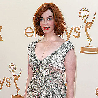 Christina Hendricks Emmys 2011 Red Carpet Pictures