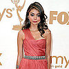 Sarah Hyland Emmys 2011 Red Carpet Pictures