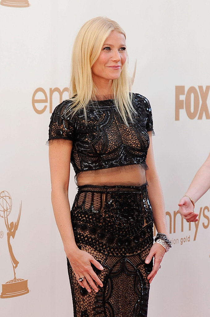 Gwyneth Paltrow in Pucci.