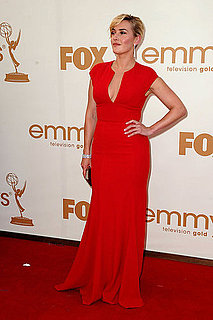 Kate Winslet Emmys 2011 Red Carpet Pictures