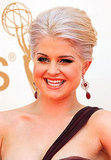 Kelly Osbourne Hits the Red Carpet in a Gorgeous J. Mendel Gown