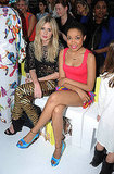 sass & bide: Diana Vickers and Dionne Bromfield