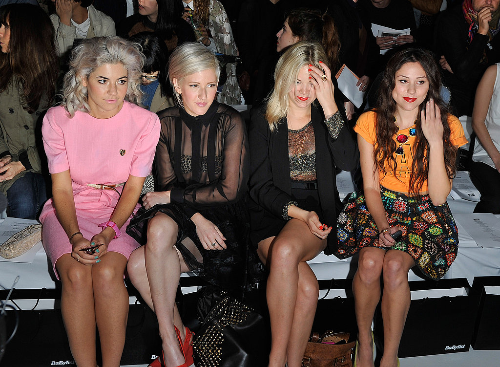 Marina Diamandis, Ellie Goulding and Eliza Doolittle