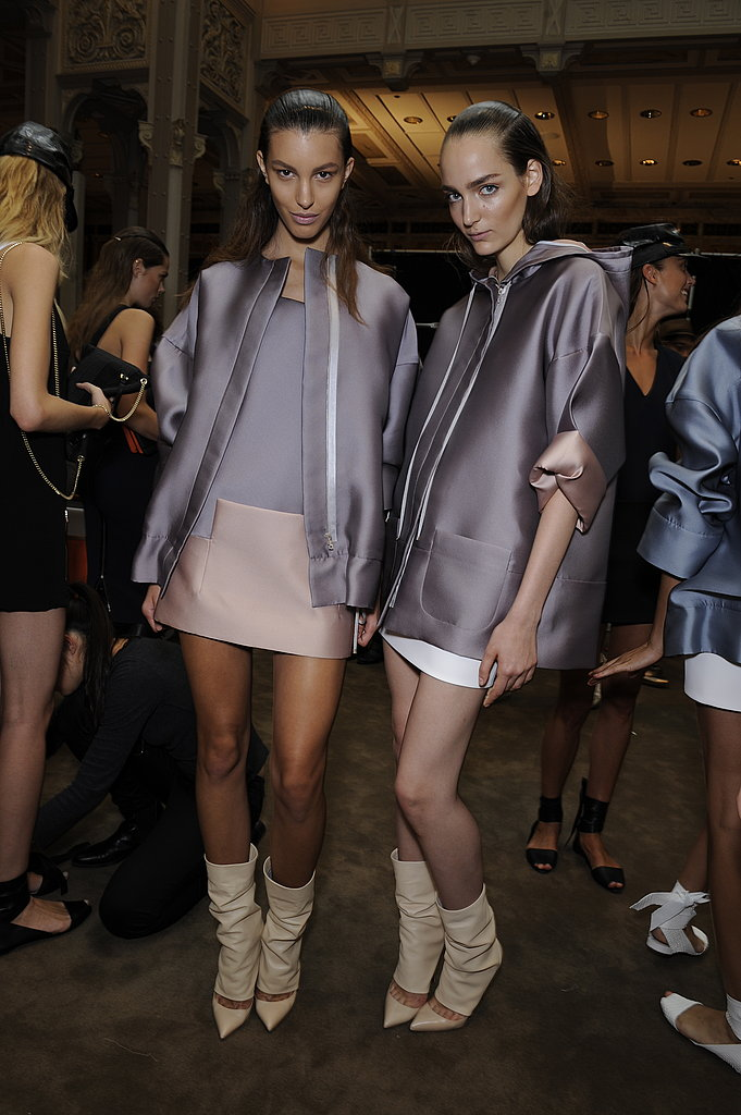 Spring 2012 New York Fashion Week