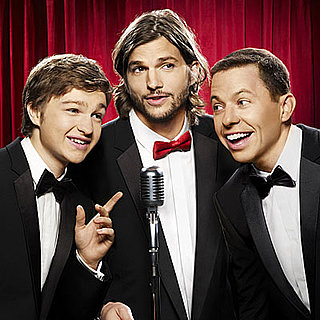 Ashton Kutcher Sings Two and a Half Men Theme Song