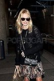 Kate Bosworth at LAX.