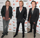 Rhys Ifans, Jamie Campbell Bower, and Xavier Samuel Present Anonymous to the Toronto Crowd