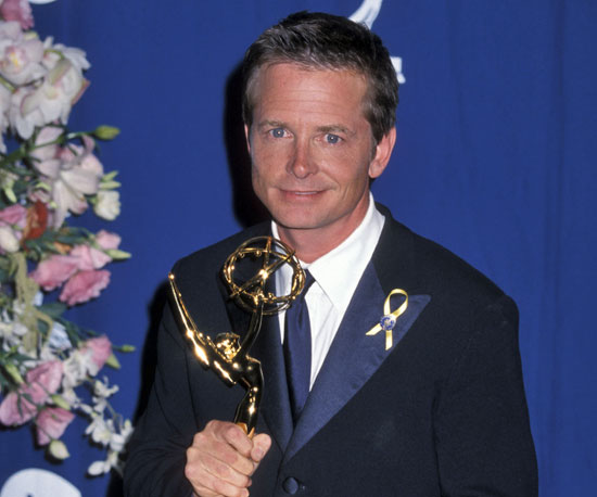 Michael J. Fox took home the prize for outstanding lead actor in a comedy series in 2000.