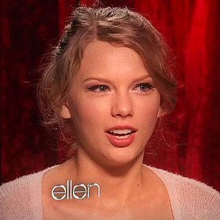 Taylor Swift on Ellen Talking About Dating