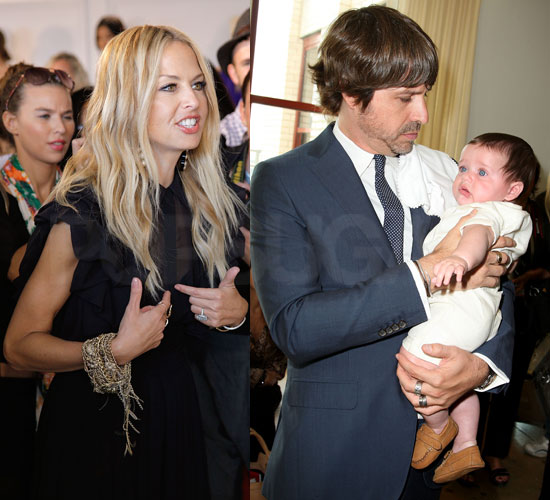Rachel Zoe Brings Her Berman Boys to Her Namesake Fashion Week Presentation