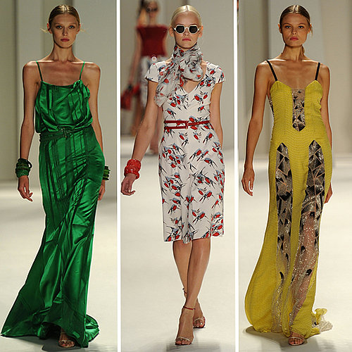 Carolina Herrera Spring 2012 Collection