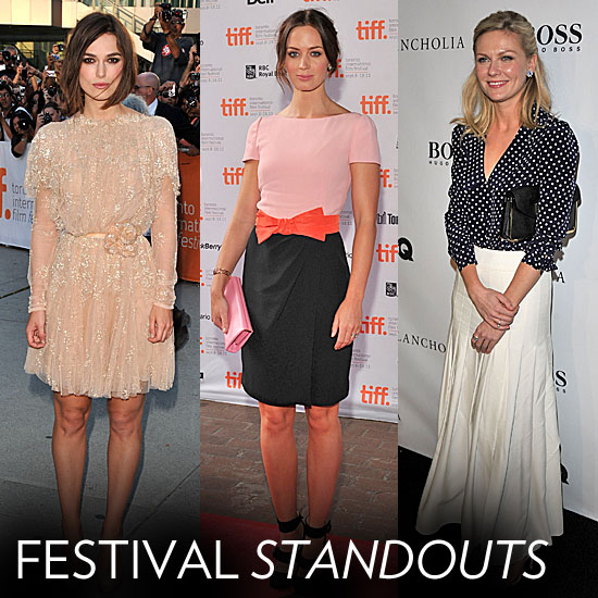 The Toronto Film Fest's Most Stylish Celebs