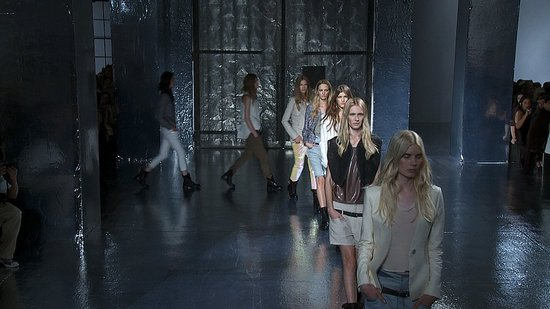 Theyskens' Theory Spring 2012 Runway