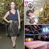 Celebrities at Mulberry's 40th Birthday Party