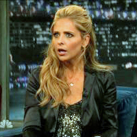 Sarah Michelle Gellar Talks Diaper Changes on Jimmy Fallon