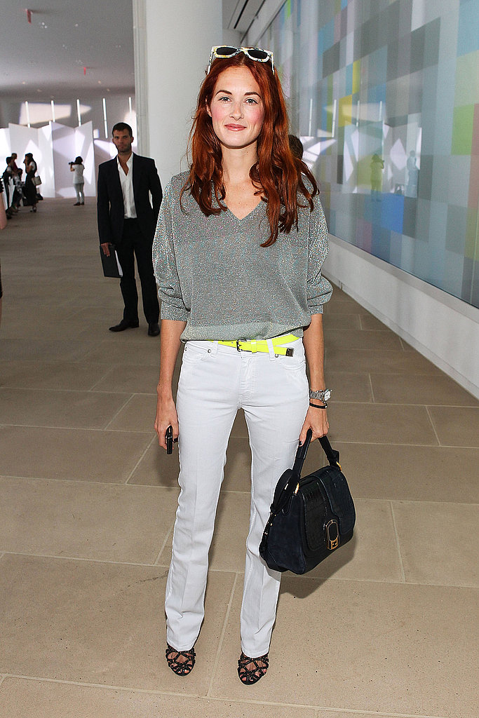 Taylor Tomasi Hill, US Marie Claire Style and Accessories Director