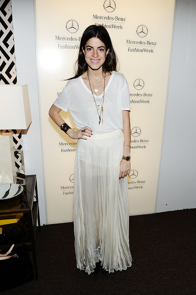 Blogger Leandra Medine aka The Man Repeller