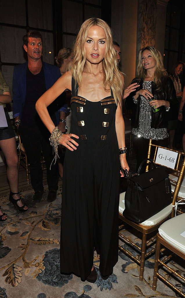 September 2011: Marchesa at 2012 Spring New York Fashion Week